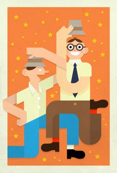 Positive People by Mother Volcano, via Behance