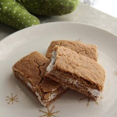 Oatmeal Cream Sandwich Bars | Made Just Right by Earth Balance vegan plantbased