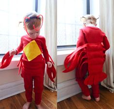 Inspiration & accessories for your DIY Lobster halloween costume idea Turtle Costumes, Pirate Halloween Costumes, Couple Halloween Costumes For Adults, Homemade Halloween Costumes, Costumes For Teens, Diy Costumes, Couple Costumes, Adult Costumes, Crab Costume