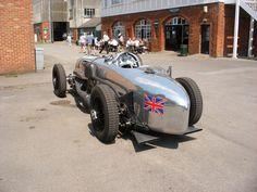 Napier-Railton - aero-engined car