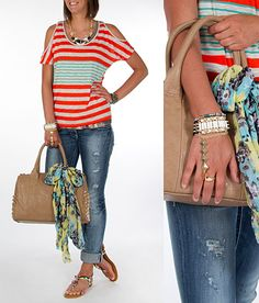 'Summer Loves' #buckle #fashion www.buckle.com
