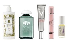 The Best Nighttime Skin-Care Routine by #refinery29 for acne-prone skin.  As pimply teens, many of us learned that obsessive scrubbing, treating (and, lets face it, picking) can cause even more acne. So, enhance your skin's natural power to heal itself while you sleep with a before-bed routine that doesn't go overboard.