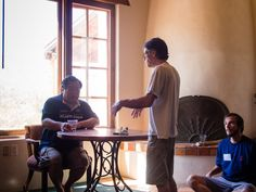 ZY Qigong retreat with Grandmaster Xu Mingtang in Tucson, AZ, June 2014 (foto Facebook Image of Qi)