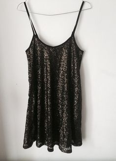 Kup mój przedmiot na #vintedpl http://www.vinted.pl/damska-odziez/krotkie-sukienki/9625073-sukienka-cekiny-unikat-must-have-lato