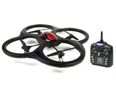 JXD 391-V Space Trek Galaxy Quadcopter w/ Camera 6CH RC Drone - $94.95