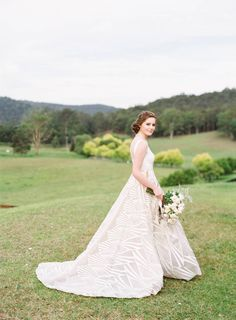 Relaxed Australian countryside wedding inspiration via Magnolia Rouge