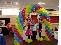 40 Creative Balloon Decoration Ideas for Parties - Hobby Lesson