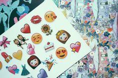 Emoji stickers! Link in bio to shop!