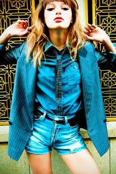SPIRAL GIRL(スパイラルガール)【2012SSカタログ/Scawaii/BLENDA掲載】Wテーラージャケット