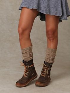 Portland Lace Up Boots