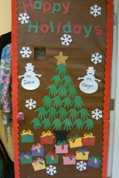 Classroom Polar Bear Door Decoration Classroom Crafts