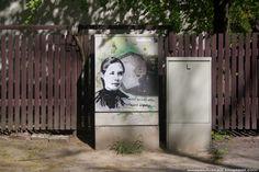 An Estonian poet Anna Haava