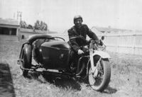 A GMR sidecar, French Vichy, pin by Paolo Marzioli