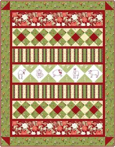 Oh Holy Night Quilt Pattern - There are 2 options for this quilt - you can piece all of the blocks, or embroider 5 of them. Pattern contains 13 adorable different patterns for  hand embroidery- choose any 5 to make the quilt blocks – JacquelynneSteves.com Embroidery Supplies, Hand Embroidery, Machine Embroidery, Winter Quilts, Holy Night, All Craft, Red Pattern, Quilting Tutorials, Different Patterns