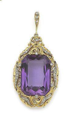 Jewelry Box, Jewelry Accessories, Fine Jewelry, Jewelry Design, Geek Jewelry, Jewelry Necklaces, Jewellery, Purple Jewelry, Amethyst Jewelry