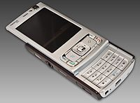 Nokia N95 - Wikipedia, the free encyclopedia