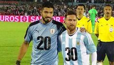Suárez y Messi dieron el primer paso para Argentina Uruguay 2030