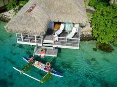 Para sonhar: 15 hotéis flutuantes pelo mundo, do Panamá à Polinésia Francesa