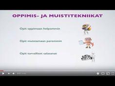 Oppimisohjeet - YouTube