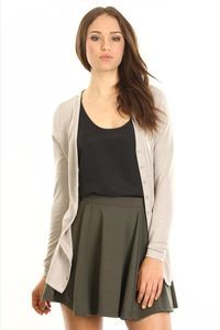 azzure fitted cardi - cotton on