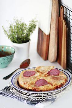 Pizza Μπακλαβάς – Cool Artisan Pepperoni, Artisan, Pizza, Cool Stuff, Food, Meals, Yemek, Eten, Craftsman