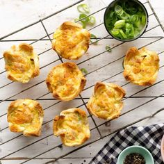 Collect this Quick Ham & Cheese Mini Quiches recipe by Western Star. MYFOODBOOK.COM.AU | MAKE FREE COOKBOOKS