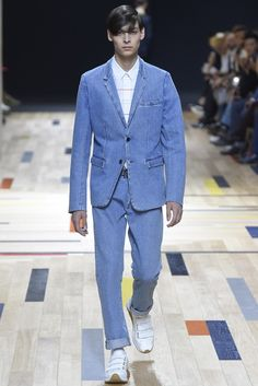 Dior Homme Men's RTW Spring 2015 - Slideshow