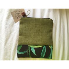 Handmade Bags, Clutch Bag, Sunglasses Case, Leaves, Trending Outfits, Unique Jewelry, Etsy, Collection, Vintage