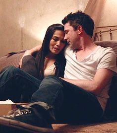 Aidan Gillen and Elodie Yung in Still