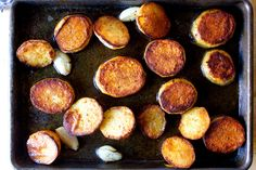 melting potatoes – s
