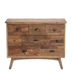 Embrace the eclectic look with the Bronx Sideboard. Made from bleached pine, it's finished with mis-matched metal handles. Small Oak Sideboard, Rustic Sideboard, Black Sideboard, Modern Sideboard, Dining Room Storage, Dining Room Design, Steampunk House, Living Room Inspiration, It's Finished
