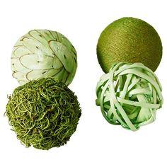 SOMLIG декоративни топки, 4 бр. в к-т - IKEA