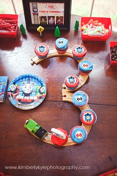 Cute Thomas 3rd birthday party!