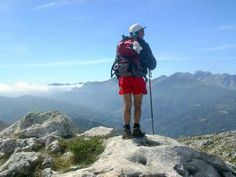 Miguel el Montañeru de Alta Montaña el Solitariu