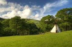 A stay in Tipis