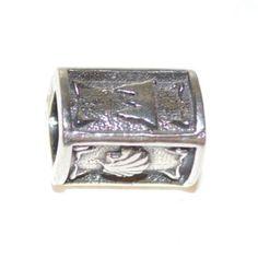 13,00 Euros - Charm varios símbolos del Camino de Santiago de plata 925 mls Rings For Men, Jewelry, Sterling Silver, Santiago De Compostela, Camino De Santiago, Fleur De Lis, Shells, Men Rings, Jewels
