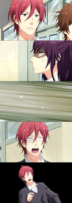 Nijiro Days Ep. 2 Not gonna lie this was one of my favorite parts.