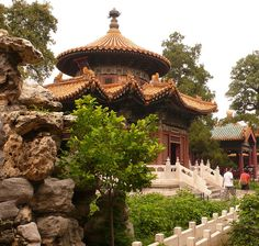 Beijing, China.  Out of all the place I've been, I think China is my favorite.