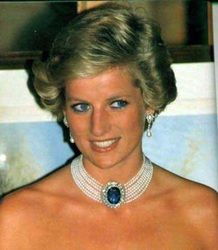 Diana Chokers - Princess Diana Remembered