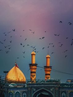 """cityofkarbala: """"Al Abbas Mosque """" Roza Imam Hussain, Imam Hussain Poetry, Imam Hussain Karbala, Islamic Images, Islamic Pictures, Islamic Quotes, Islamic Art, Karbala Pictures, Karbala Photos"""