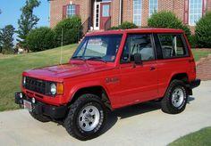 Dodge Raider, my first  car