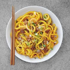 chinese chow mein zoodles (zucchini noodles). paleo, gluten-free, grain-free