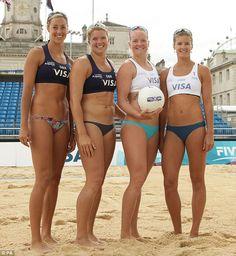 Bikini sport vball volley volleyball