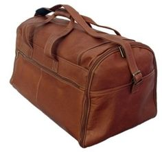 9722c8339f Leather duffle bags for men - Cape Cod Leather World Traveler Extra Large Leather  Duffel Bag