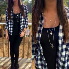 18 Outfits increíbles si te encanta como te ves de negro