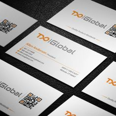 Business Card for TXO Global by Mary jhon