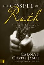 The Gospel of Ruth  Loving God Enough to Break the Rules. This is another study book written by Carolyn Custis James.  WOW starts this study after Easter.