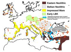 Was the European Neolithic a more adventurous time than just a bunch of farmers opening up yet another field? Perhaps there were riches to be won on distant shores and in the dark forests of Europe. Bronze Age Collapse, New Scientific Discoveries, Sea Peoples, Early Humans, Area Map, Mystery Of History, Historical Maps, Dark Ages, Sardinia
