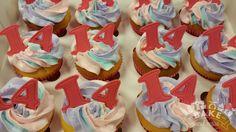 Cupcakes 14 jaar