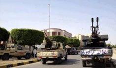 الخارجية : غرفة عمليات ثوار ليبيا تُسيطر على الوزارة